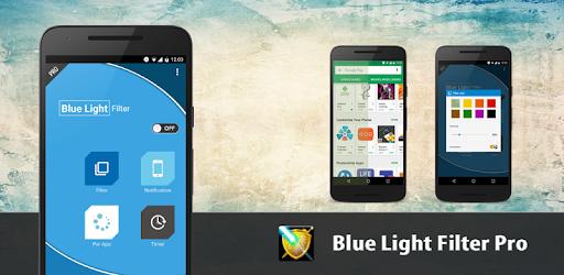 Blue Light Filter Pro 3.0.1 (Paid)