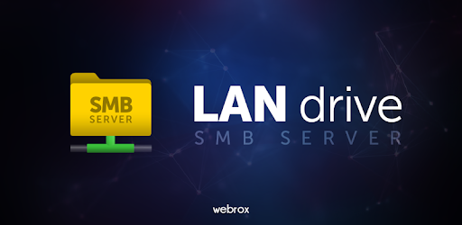 LAN drive – SAMBA Server & Client v7.4 (Unlocked)