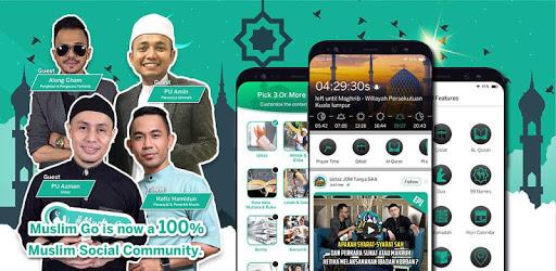 Muslim Go MOD APK 3.3.8 (Premium)