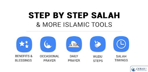 Step By Step Salah – Namaz v3.2 (AdFree)