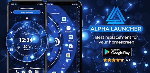 Alpha Launcher MOD APK 12.7 (SAP Premium)