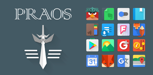 Praos – Icon Pack 7.0.0 (Patched)