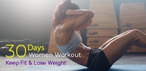 30 Days Women Workout – Fitness Challenge 1.9 (SAP Premium)