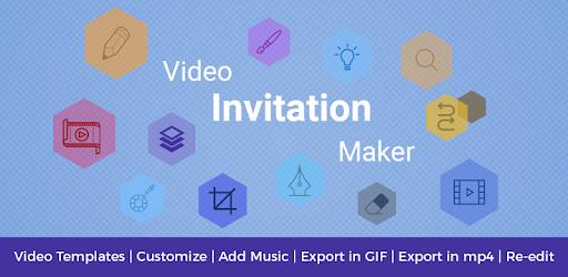 Video Invitation Maker 39.0 (SAP) (Unlocked)