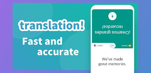 Talking Translator MOD APK 1.8.6 (Pro)