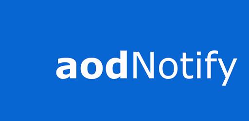 Notification Light / LED S20, S10 – aodNotify 3.51 b29526 (Pro)