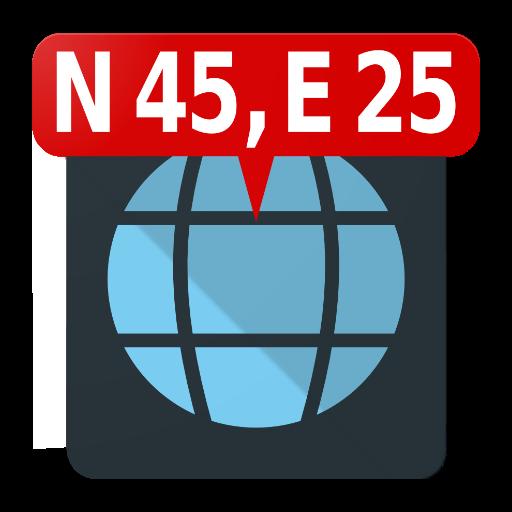 Map Coordinates MOD APK 5.0.2 (Pro)