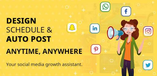 Social Media Graphic Design & Post Maker 38.0 (PRO)