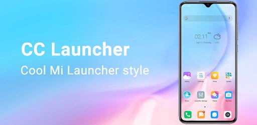 Cool Mi Launcher MOD APK 4.2.1 (Prime)