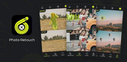 Photo Retouch MOD APK 2.2 build 32 (Vip)