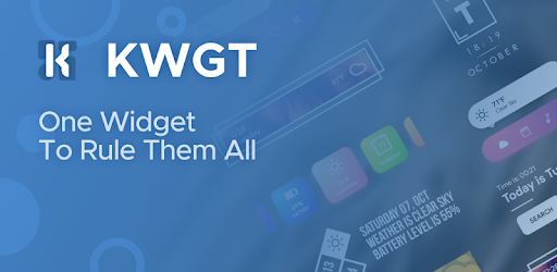KWGT PRO – Kustom Widget Maker 3.53b104016 (Mod)