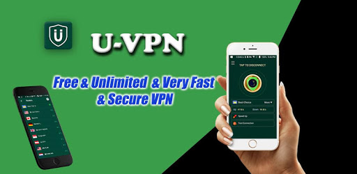 U-VPN (Free Unlimited & Very Fast & Secure VPN) 3.6.7 (AdFree)