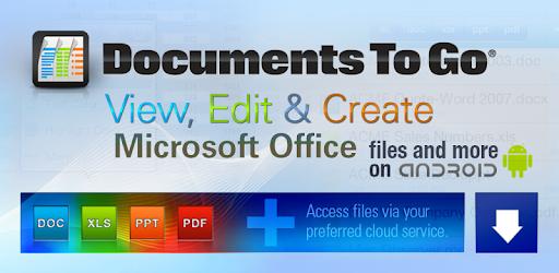 Docs To Go™ Free Office Suite v4.004 build 1597 (Premium)