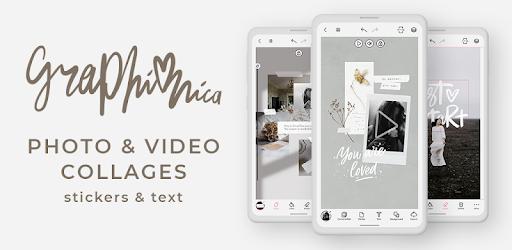 Graphionica Photo & Video Collages: sticker & text 2.5.5 (Premium)