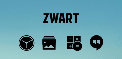 Zwart – Black Icon Pack 21.5.6