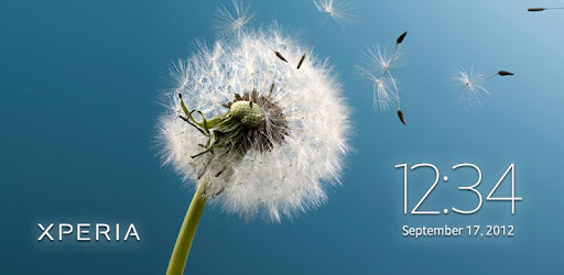 Digital Clock Widget Xperia 6.4.0.440 (Premium)