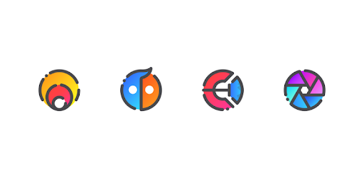 GRADION – Icon Pack 2.5 build 2510 (Patched)