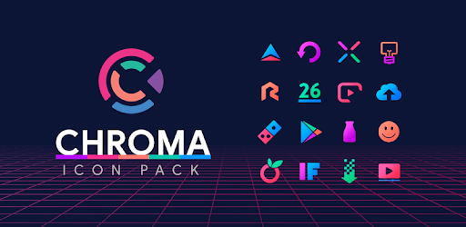 Chroma – Icon Pack 3.2.9 (Patched)
