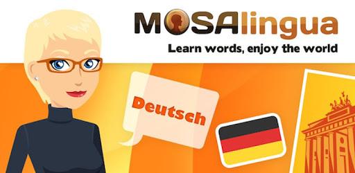 Learn German with MosaLingua v10.70 (Paid)