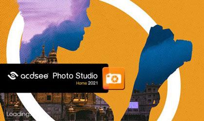 ACDSee Photo Studio Home 2021 v24.0.1 Build 1671 (Full Version)