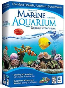 Marine Aquarium – SereneScreen v3.3.6381 (Cracked)