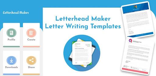 Letterhead Maker – Letter Writing Templates v1.3 (Pro)