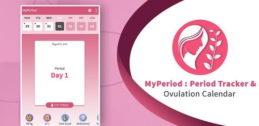 MyPeriod : Period Tracker & Ovulation Calendar v1.3 (Pro)