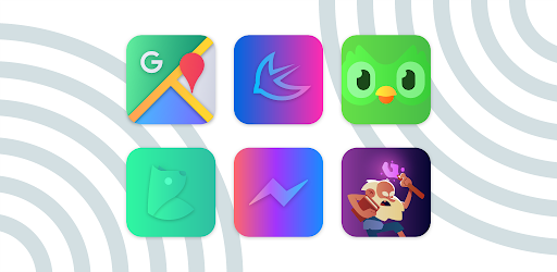 Gradient Icon Pack 2.0 (Patched)