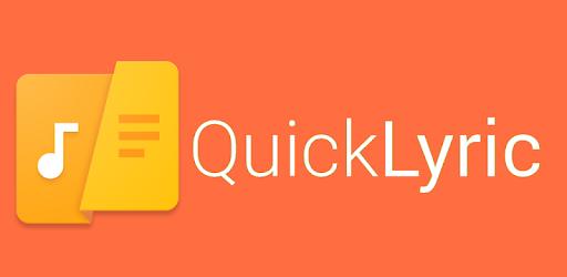 QuickLyric – Instant Lyrics v3.9.0c build 4000312 (Premium)