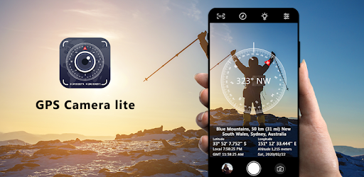 GPS Map Camera Lite MOD APK 1.0.8 (Premium)
