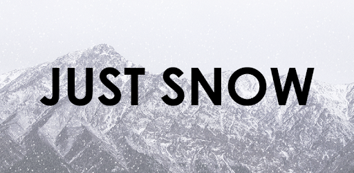 Just Snow – Photo Effects 5.1 (Pro)