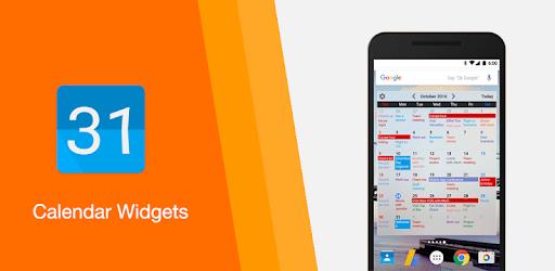Calendar Widgets MOD APK 1.1.40 (Premium)