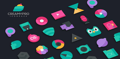 Creamypro Icon pack 1.1.1 (Patched)