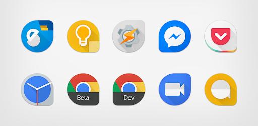 Pixeldrop – Icon Pack 7.0 (Paid)