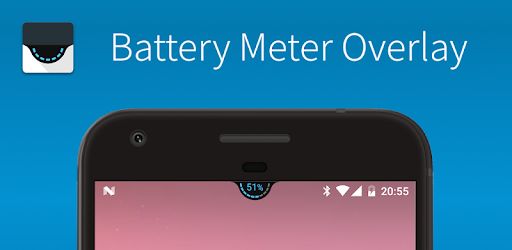 Battery Meter Overlay 5.0.1 (Pro Mod)