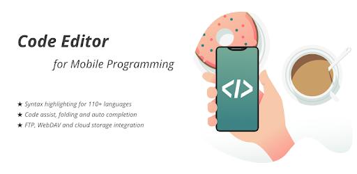 Code Editor MOD APK 0.5.6 build 36 (Premium)
