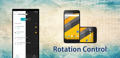 Rotation Control MOD APK 3.5.4 (Paid Pro)