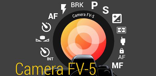 Camera FV-5 MOD APK 5.2.9 (Paid Patched)
