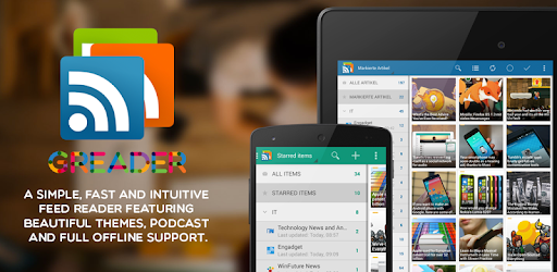 gReader | Feedly | News | RSS 5.2.2-424 (AdFree)
