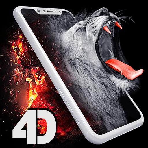 Live Wallpapers 4K, Backgrounds 3D/HD – Pixel 4D 2.9.7  (Premium)