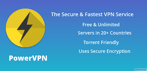 Power VPN MOD APK 1.52 build 239 (Pro)