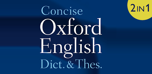Concise Oxford English Dictionary & Thesaurus 11.4.593 (Premium Modded SAP)