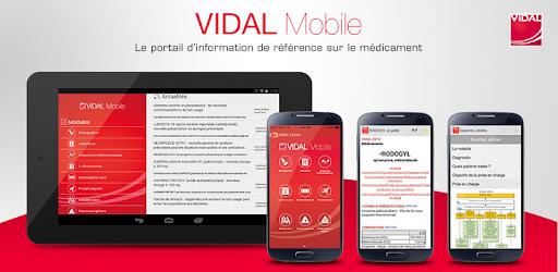 VIDAL Mobile MOD APK 4.6.1b969 (Subscribed)