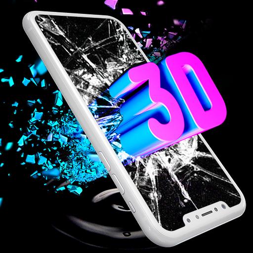 Live Wallpapers 3D/4K – Parallax Background HD 3.4.7 (Unlocked)