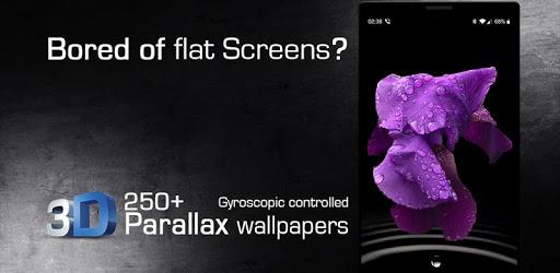 Live Wallpapers 3D/4K – Parallax Background HD 3.4.6 (Unlocked)
