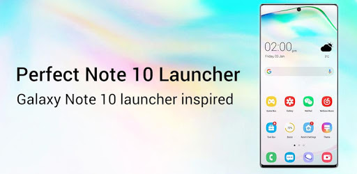 Perfect Note10 Launcher for Galaxy Note,Galaxy S A 5.1.1 (Premium)