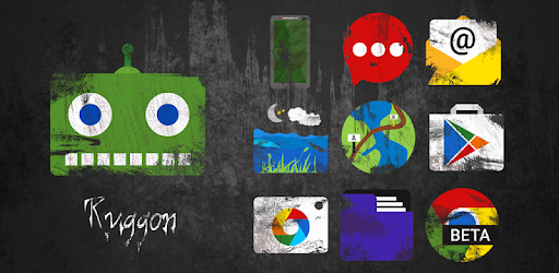 Ruggon – Icon Pack 4.7.0 (Patched)