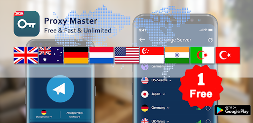 Proxy Master MOD APK 1.4.0