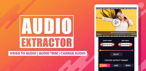 Audio Extractor MOD APK 1.3 (PRO)