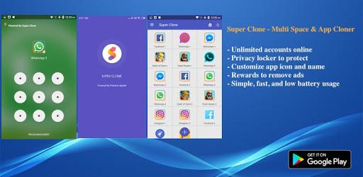 Super Clone MOD APK 3.8.50.0416 (VIP)